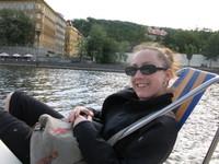 Paddleboating