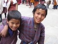 Punakha_kids