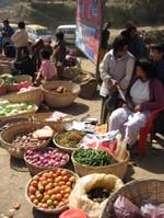Punakha_market