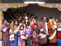 Punakha_people