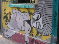 Graffiti_sideways_woman